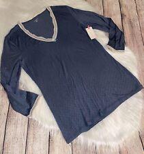 NWT Gap body super soft Pajama top size small