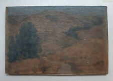 Alfred Ray BURRELL (1877-1952) - Tableau ancien -  Paysage