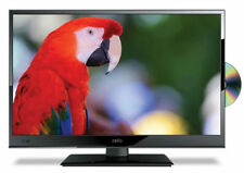 "24"" CELLO C24230F 12v/240 Volt HD Freeview TV W/ DVD USB For Caravan & Motorhome"