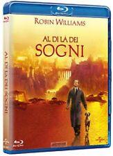 Blu Ray AL DI LA DEI SOGNI - (1998) *** Robin Williams ***......NUOVO