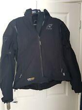 Rukka Elastina ladies Gore-Tex Jacket  black  Size 48 worn twice!!