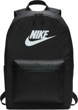 Nike Heritage Backpack Casual Bag Sports School Bags Black Outdoor BA5879-011