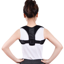Body Wellness Posture Corrector braces posture support back shoulder belt 2019 D