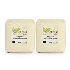 Organic Amaranth Flour 1kg | Buy Whole Foods Online | Free UK Mainland P&P