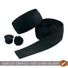 Puños y cintas universales negros Deda Elementi para manillar de bicicletas