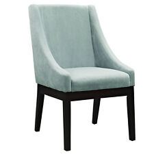 LexMod Tide Wood Dining Chair, Light Blue EEI-1385-LBU Chair NEW