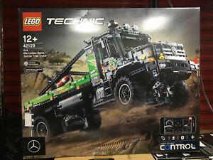 LEGO Technic App-Controlled Mercedes-Benz Zetros Trial Truck (42129)