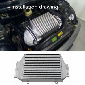 62mm Aluminium Intercooler For BMW Mini Cooper S R53 R50 R52 2002-2006 2005