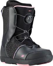K2 Kat Snowboard Boots 2019 - Youth Girls - 3, Black