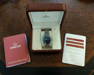 Omega Seamaster Professional 2599.80 Chronograph Watch