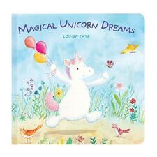 NEW Jellycat 'Magical Unicorn Dreams' Bashful Unicorn Book