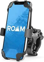 Roam Universal Premium Bike Phone Mount For Motorcycle - Bike Handlebars, Adjust