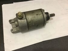 04 05 Suzuki GSXR 600 750 STARTER MOTOR ENGINE VIDEO WORKING OEM GOOD
