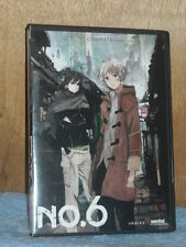 No. 6: Complete Collection (DVD, 2012, 2-Disc Set) anime