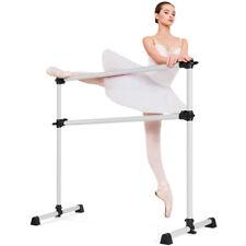 4ft Portable Height Adjustable Freestanding Ballet Barre