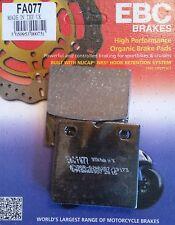 Ebc/fa077 Pastillas De Freno (delantero) - Bmw R65, r80/r, r80gs, r850gs, R100gs, r100pd