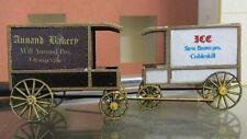 Delivery Wagon kits HO scale