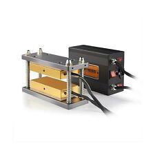 New 3x7 Inch Diy Caged Heat Press Plates Kit Build A 10 20 Ton Press