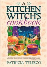A Kitchen Witch's Cookbook BOOK Cooking Magic Wicca Paganism History