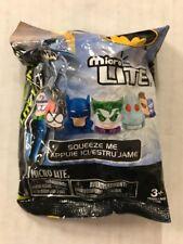 Batman DC Micro Lites, Mini Flashlights, LOT Of 10 Blind Packs To Collect.
