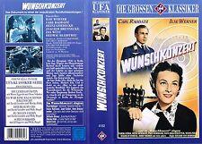 (VHS) Wunschkonzert - Ilse Werner, Carl Raddatz, Joachim Brennecke, Ida Wüst