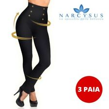 3 Leggings Hollywood Pants - Taglia 2XL/3XL