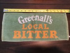 Vintage Pub Bar Towel Greenall's