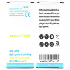 New 4600mAh Replacement Li-ion Phone Battery For Samsung Galaxy Note 4 IV N9100