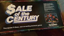 Sale Of The Century Game Quizzard Electronic 1986 Tv Show Buzzers Lights Battle