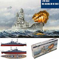 Trumpeter 83401 1/700 USS Arizona Class Battleship BB-39 DIY Plastic Model Sets