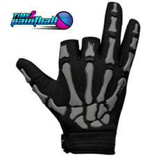 Exalt Paintball Death Grip Gloves - Grey - Large **FREE SHIPPING**