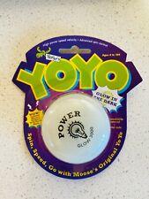 Vintage 1994 Power Glow 3000.   Glow In The Dark Moose's YoYo