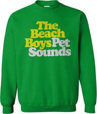 "THE BEACH BOYS ""Pet Sounds"" men`s sweatshirt (Russell Athletic) S-M-L-XL-2XL-3XL"