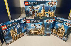 LEGO Harry Potter Modular Hogwarts Set: 75954/75948/75969/75953 Great Hall etc.