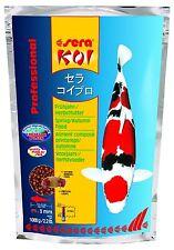 sera KOI Professional Frühjahr-Herbstfutter 1000g