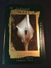 Neil Gaiman - The Sandman - The Wake Hc First Print