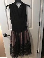 SLNY FASHIONS NEW YORK DRESS - SIZE 6