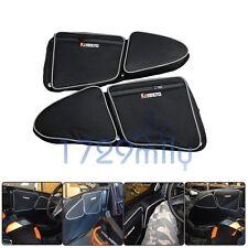 UTV 1 Pair Door Bags for 2014 2015 2016 2017 Polaris RZR 1000 XP4 2015 +RZR 900