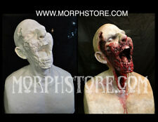 Halloween/1:1 Resin Zombie Bust/Mask/lot.