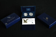 2012 San Francisco 75th Anniversary Reverse & Proof American Eagle Silver Set