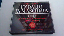 "CD ""VERDI UN BALLO IN MASCHERA"" 2CD ERICH LEINSDORF LEONTYNE PRICE CARLO BERGONZ"