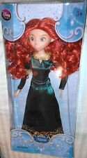 """NEW"" Disney Store EXCLUSIVE 12"" ~ MERIDA ~ Barbie Doll Brave"