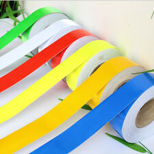 3M 10M 25M 38M New Reflective Safety Warning Conspicuity Tape Sticker Roll Strip