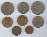 Mix Of Germany Coins | European Coins | Pennies2Pounds