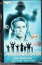 SENZA NESSUNA PIETA'  (1982) VHS Playtime 1a Ed.    Kirk Douglas Chana Eden