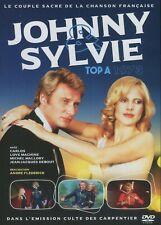 Johnny Hallyday & Sylvie Vartan : Top à Johnny & Sylvie (DVD)