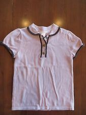 Janie and Jack Toddler Girls Lavender Short Sleeve Sweater Top Size 5T EUC