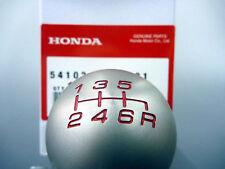 Honda Type R 6-Speed Shift Knob | OEM | NIB | 54102-SMT-6