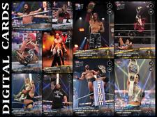 TOPPS WWE SLAM TOPPS NOW NXT TAKEOVER: XXX & SUMMERSLAM  [SET 10 CARDS]