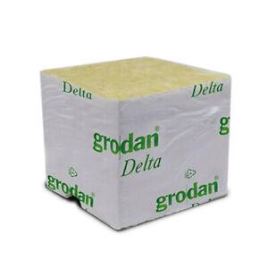 Grodan Delta 4G Block - 75 x 75mm | No Pinhole